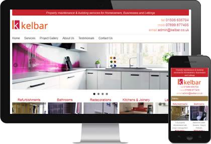 Our Work Portfolio Of Websites Axp Web Design
